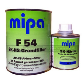 Mipa F54 Grey Acrylfiller Primer
