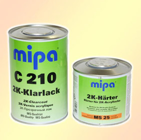 MIPA C210 CLEARCOAT