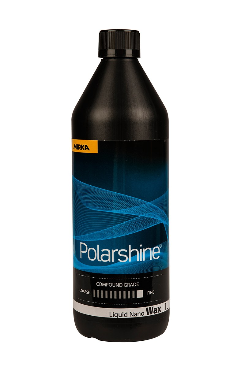 Жидкий воск Polarshine Liquid Nano Wax - 1л